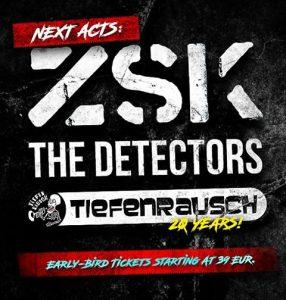 ZSK , Tiefenrausch , Detectors